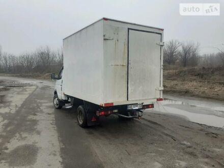 Білий ГАЗ 3302 ГАЗель, об'ємом двигуна 2.3 л та пробігом 23 тис. км за 4000 $, фото 1 на Automoto.ua