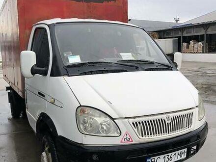 Білий ГАЗ 3302 ГАЗель, об'ємом двигуна 2.3 л та пробігом 239 тис. км за 2000 $, фото 1 на Automoto.ua