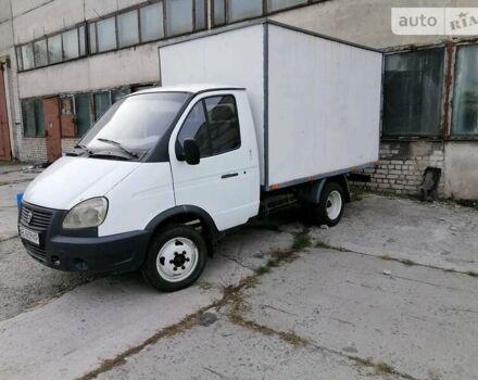 Белый ГАЗ 3302 ГАЗель, объемом двигателя 2.3 л и пробегом 111 тыс. км за 4100 $, фото 1 на Automoto.ua