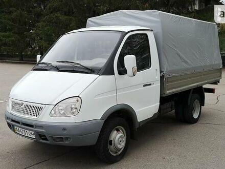 Білий ГАЗ 3302 ГАЗель, об'ємом двигуна 2.5 л та пробігом 85 тис. км за 4800 $, фото 1 на Automoto.ua