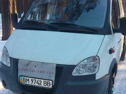 Білий ГАЗ 3302 ГАЗель, об'ємом двигуна 2.8 л та пробігом 80 тис. км за 8992 $, фото 1 на Automoto.ua