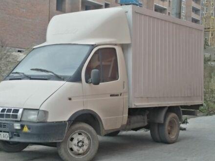 Бежевий ГАЗ 3302 ГАЗель, об'ємом двигуна 2.9 л та пробігом 60 тис. км за 2482 $, фото 1 на Automoto.ua