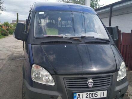 Синій ГАЗ 3302 ГАЗель, об'ємом двигуна 2.5 л та пробігом 1 тис. км за 3500 $, фото 1 на Automoto.ua