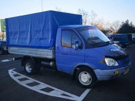 Синий ГАЗ 3302 ГАЗель, объемом двигателя 2.5 л и пробегом 158 тыс. км за 3000 $, фото 1 на Automoto.ua