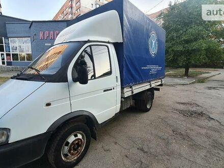 Белый ГАЗ 33021 Газель, объемом двигателя 2.4 л и пробегом 250 тыс. км за 1500 $, фото 1 на Automoto.ua