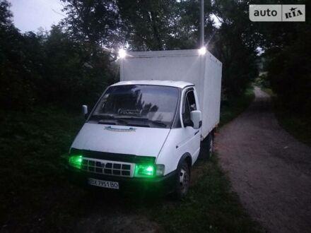 Белый ГАЗ 33021 Газель, объемом двигателя 2.4 л и пробегом 1 тыс. км за 2300 $, фото 1 на Automoto.ua