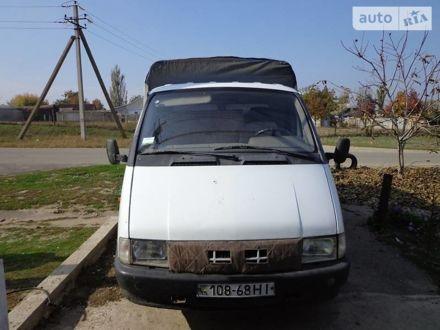 Белый ГАЗ 33021 Газель, объемом двигателя 2.89 л и пробегом 85 тыс. км за 4500 $, фото 1 на Automoto.ua