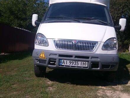 Белый ГАЗ 33021 Газель, объемом двигателя 2.9 л и пробегом 71 тыс. км за 3650 $, фото 1 на Automoto.ua