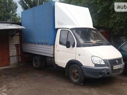 Бежевый ГАЗ 33021 Газель, объемом двигателя 2.9 л и пробегом 181 тыс. км за 3600 $, фото 1 на Automoto.ua