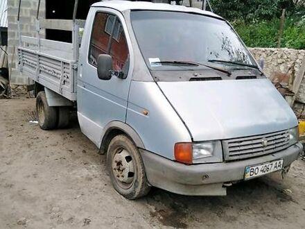 Серый ГАЗ 33021 Газель, объемом двигателя 2.4 л и пробегом 999 тыс. км за 2000 $, фото 1 на Automoto.ua
