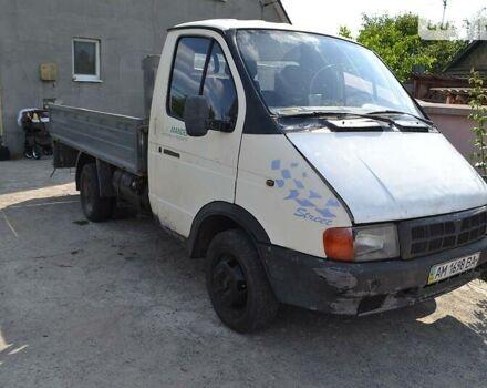 Серый ГАЗ 33021 Газель, объемом двигателя 2.4 л и пробегом 77 тыс. км за 1700 $, фото 1 на Automoto.ua