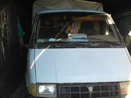 Серый ГАЗ 33021 Газель, объемом двигателя 2.5 л и пробегом 100 тыс. км за 1500 $, фото 1 на Automoto.ua