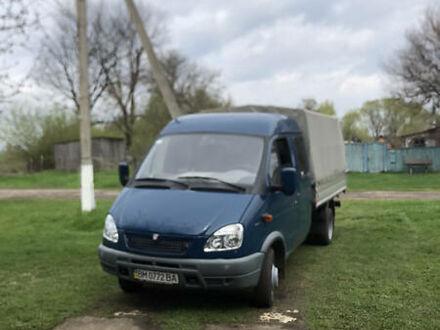 Синий ГАЗ 33023 Газель, объемом двигателя 0 л и пробегом 64 тыс. км за 7200 $, фото 1 на Automoto.ua
