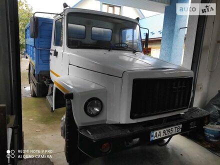 Белый ГАЗ 3307, объемом двигателя 4.7 л и пробегом 89 тыс. км за 10999 $, фото 1 на Automoto.ua