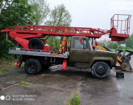 Зеленый ГАЗ 3307, объемом двигателя 4.3 л и пробегом 99 тыс. км за 10393 $, фото 1 на Automoto.ua