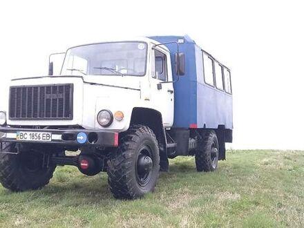 Белый ГАЗ 33088, объемом двигателя 4.3 л и пробегом 27 тыс. км за 9500 $, фото 1 на Automoto.ua