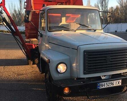 Белый ГАЗ 3309, объемом двигателя 4.8 л и пробегом 2 тыс. км за 20000 $, фото 1 на Automoto.ua