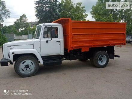 Білий ГАЗ 3309, об'ємом двигуна 4.8 л та пробігом 1 тис. км за 9200 $, фото 1 на Automoto.ua