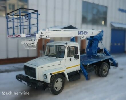 ГАЗ 3309, объемом двигателя 0 л и пробегом 1 тыс. км за 0 $, фото 1 на Automoto.ua