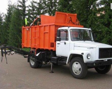 ГАЗ 3309, объемом двигателя 4.43 л и пробегом 0 тыс. км за 50125 $, фото 1 на Automoto.ua