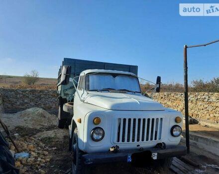 Белый ГАЗ 3507, объемом двигателя 4.3 л и пробегом 23 тыс. км за 4350 $, фото 1 на Automoto.ua
