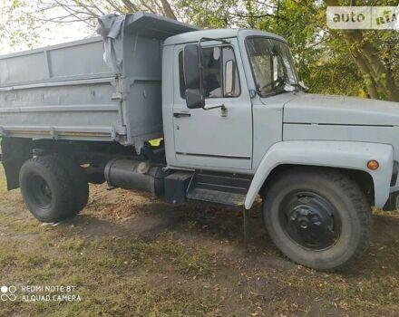 Серый ГАЗ 3507, объемом двигателя 4.3 л и пробегом 67 тыс. км за 6000 $, фото 1 на Automoto.ua