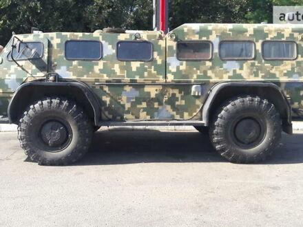 ГАЗ 39371 Водник, объемом двигателя 4.4 л и пробегом 21 тыс. км за 45000 $, фото 1 на Automoto.ua