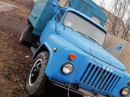 Синий ГАЗ 52, объемом двигателя 3.7 л и пробегом 19 тыс. км за 2330 $, фото 1 на Automoto.ua