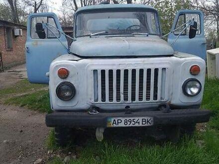 Синий ГАЗ 53 Б, объемом двигателя 12 л и пробегом 200 тыс. км за 1200 $, фото 1 на Automoto.ua