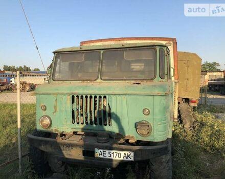 Синий ГАЗ 66, объемом двигателя 4.3 л и пробегом 100 тыс. км за 1767 $, фото 1 на Automoto.ua