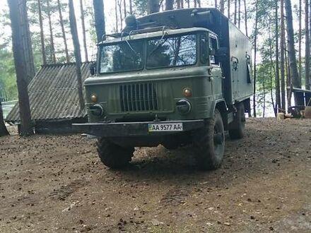 Зеленый ГАЗ 66, объемом двигателя 4.3 л и пробегом 6 тыс. км за 5000 $, фото 1 на Automoto.ua