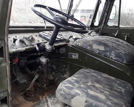 Зеленый ГАЗ 66, объемом двигателя 0 л и пробегом 5 тыс. км за 3700 $, фото 1 на Automoto.ua