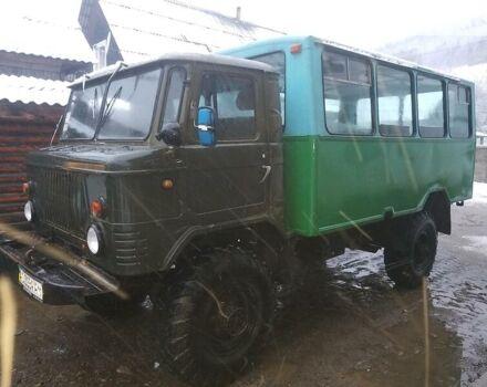 Зеленый ГАЗ 66, объемом двигателя 4 л и пробегом 36 тыс. км за 7500 $, фото 1 на Automoto.ua