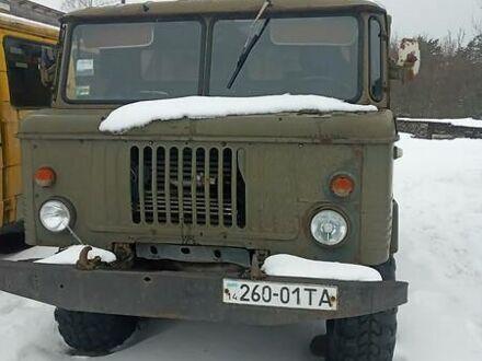 Зеленый ГАЗ 66, объемом двигателя 0 л и пробегом 120 тыс. км за 3500 $, фото 1 на Automoto.ua