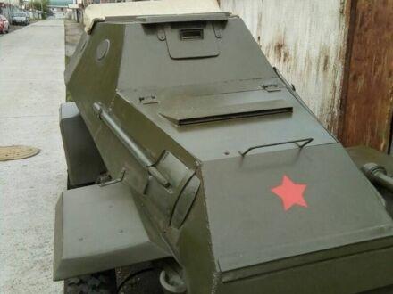 Зелений ГАЗ 67, об'ємом двигуна 3.2 л та пробігом 1 тис. км за 17502 $, фото 1 на Automoto.ua