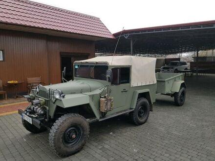 Зелений ГАЗ 67, об'ємом двигуна 2 л та пробігом 23 тис. км за 19500 $, фото 1 на Automoto.ua