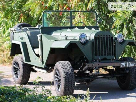 Зелений ГАЗ 67, об'ємом двигуна 0 л та пробігом 10 тис. км за 7500 $, фото 1 на Automoto.ua