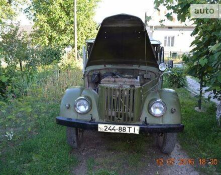 ГАЗ 69, объемом двигателя 0 л и пробегом 10 тыс. км за 999 $, фото 1 на Automoto.ua