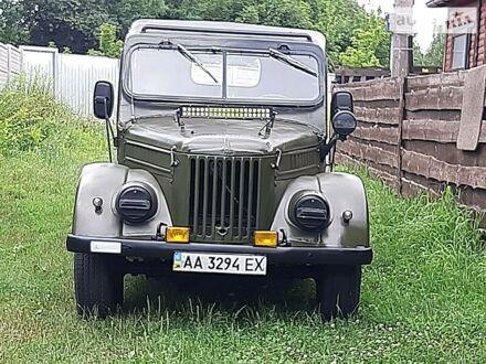 Зелений ГАЗ 69, об'ємом двигуна 2.5 л та пробігом 53 тис. км за 2000 $, фото 1 на Automoto.ua