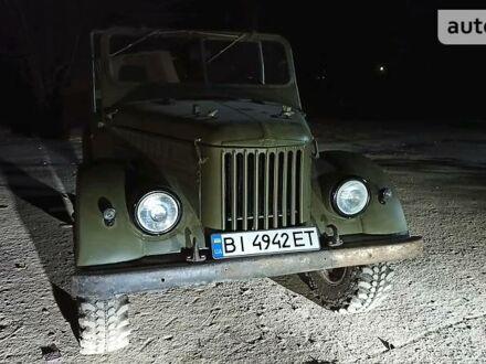 Зелений ГАЗ 69, об'ємом двигуна 2.1 л та пробігом 100 тис. км за 4000 $, фото 1 на Automoto.ua
