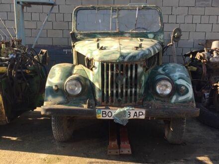Зелений ГАЗ 69, об'ємом двигуна 2.7 л та пробігом 111 тис. км за 1700 $, фото 1 на Automoto.ua