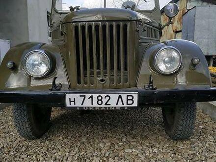 Зелений ГАЗ 69A, об'ємом двигуна 2 л та пробігом 75 тис. км за 2000 $, фото 1 на Automoto.ua