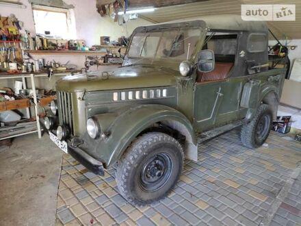 Зеленый ГАЗ 69A, объемом двигателя 2.3 л и пробегом 10 тыс. км за 1800 $, фото 1 на Automoto.ua