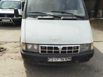 Белый ГАЗ Другая, объемом двигателя 2.5 л и пробегом 53 тыс. км за 1950 $, фото 1 на Automoto.ua