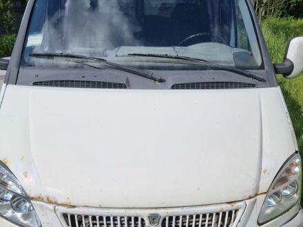 Белый ГАЗ Другая, объемом двигателя 2.5 л и пробегом 300 тыс. км за 2150 $, фото 1 на Automoto.ua