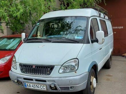 Белый ГАЗ Другая, объемом двигателя 2.46 л и пробегом 190 тыс. км за 3500 $, фото 1 на Automoto.ua