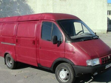 Красный ГАЗ Другая, объемом двигателя 2.2 л и пробегом 20 тыс. км за 1439 $, фото 1 на Automoto.ua