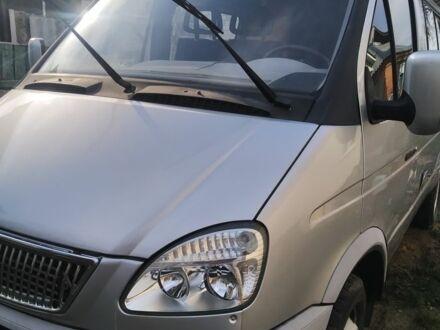 Срібний ГАЗ Інша, об'ємом двигуна 2.5 л та пробігом 16 тис. км за 4800 $, фото 1 на Automoto.ua