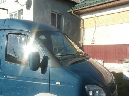 Синій ГАЗ Інша, об'ємом двигуна 2.2 л та пробігом 134 тис. км за 2000 $, фото 1 на Automoto.ua