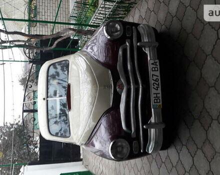 Бежевый ГАЗ М 20, объемом двигателя 2.5 л и пробегом 700 тыс. км за 2000 $, фото 1 на Automoto.ua